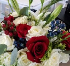 Wedding flower delivery in Abilene, TX
