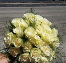 Wedding flowers and bouquets by local florist in Abilene
